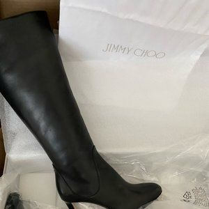 BNIB Jimmy Choo Tempe 85 Boots Size 7